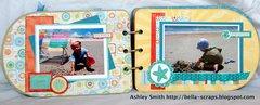 Talbot Island Mini Album