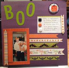 Halloween - Boo 1
