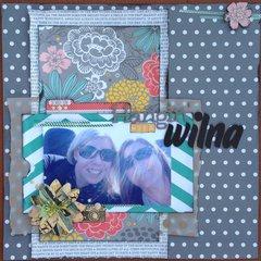 Hangin' with Wilna Furstenberg