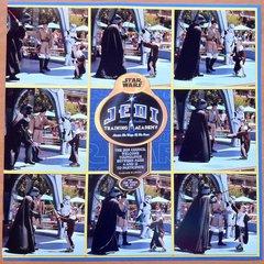 Jedi Trainin Academy