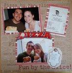 Italian Pizza!