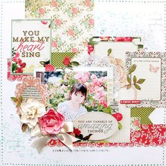 My Creative Scrapbook LE kit Sept