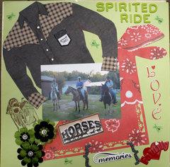 Spirited Ride
