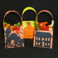 Small Treat Bags for Halloween