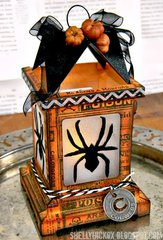 Halloween Luminary by Shelly Hickox