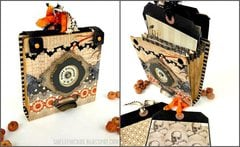 Halloween Mini Accordion Album