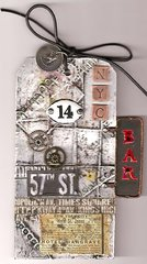 NYC Steampunk Tag