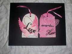 love/remember/hero