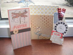 Card, Card Box, and Tag