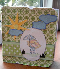 The Sun Will Come Out Card
