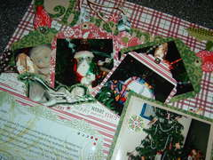 Precious Christmas Memories Detail