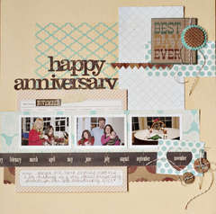 Happy Anniversary *the sampler kit club*
