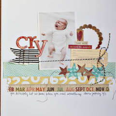 Cry *the sampler kit club*