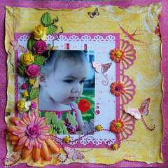 Flower Girl *ZVA CREATIVE*