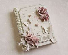 Altered Book Cover *Pion*