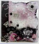 Day Planner Cover *Swirlydoos Kit Club*