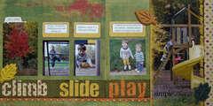 Climb Slide Play