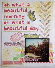 ~ beautiful morning ~ **June Studio AE**