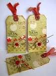 ~ Christmas tags ~