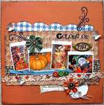 ~ colors of fall ~**October Nook kit**