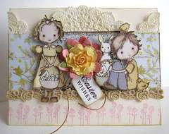 ~ easter wishes ~ **Prima**