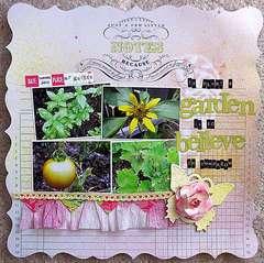 ~ my garden ~