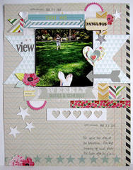 ~ my view ~ **Scrapbook Circle**