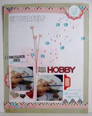 ~ new hobby ~