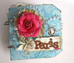 ~ Paris mini album ~ **New Prima**