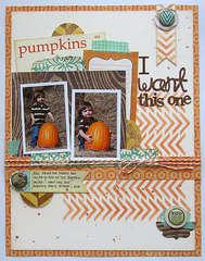 ~ pumpkins ~