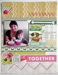 ~ time together ~ **Scrapbook Circle**