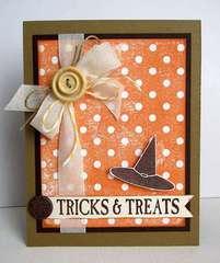 ~ tricks and treats ~