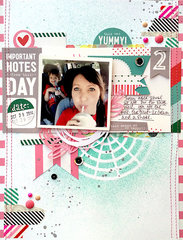 ~ yummy ~ *Ell's Studio November kit*