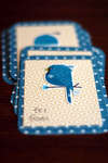 blue winter tags