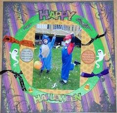 Happy Halloween 2008 P1 K