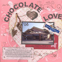 Chocolate Love - pg. 1