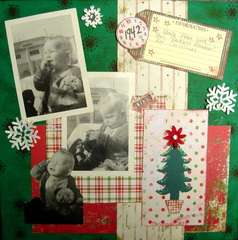 1st Christmas, 1942