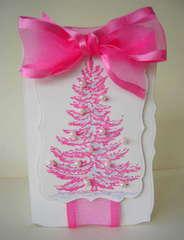 Pink Tree Greetings