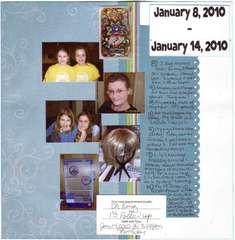 January 8,2010 - January 14,2010