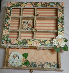 Ladies Diary SS Trinket Box