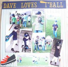 Davey Loves TBall