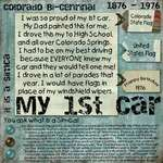My 1st Car page 1