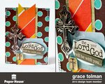 Faith card trio *Paper House* 3