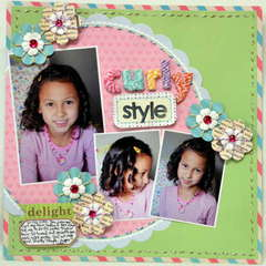 Curly Style *My Little Shoebox*