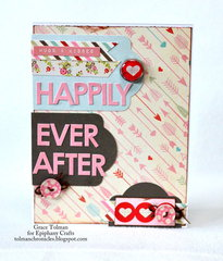 Happily Ever After card *Epiphany Crafts*