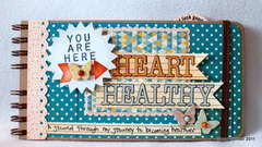 Hearth Healthy altered journal *Ella Publishing*