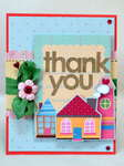Thank you card *My Little Shoebox*