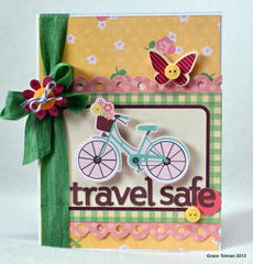 Travel Safe *My Little Shoebox*