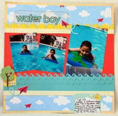 Water boy *My Little Shoebox*