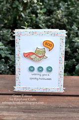 Wishing you card *Epiphany Crafts*